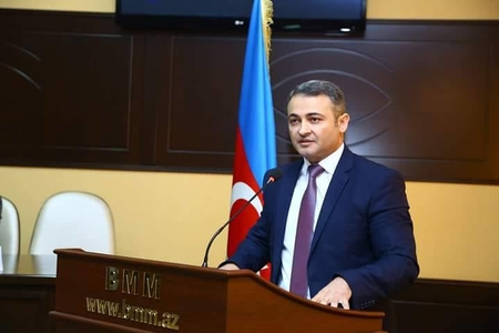 """""""Azərbaycan Televiziya və Radio Verilişləri"""" QSC-yə sədr təyin olunub- SƏRƏNCAM"""