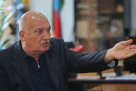 """Sərdar Cəlaloğlu: """"...Siyasətdən getməsəm, insan deyiləm"""""""