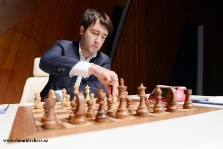 Teymur Rəcəbov Dortmund turnirində ilk qələbəsini qazanıb
