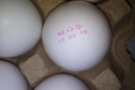 """Sabah istehsal olunacaq yumurta """"OBA"""" marketdə bu gün satışa çıxarılıb - FOTOFAKT"""