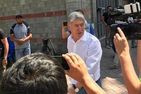 Almazbek Atambayev artıq qatil olaraq məhkəmə qarşısına çıxarılacaq