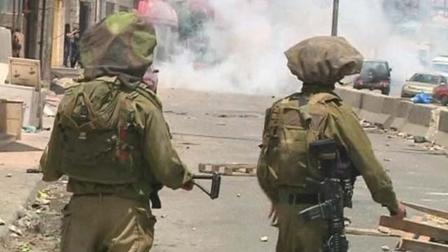 Qəzzada İsrail ordusu ilə toqquşmalarda 55 fələstinli xəsarət alıb