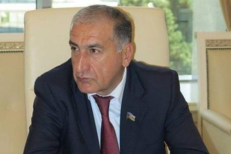 Deputatın oğlu və 5 qohumu həbs edildi