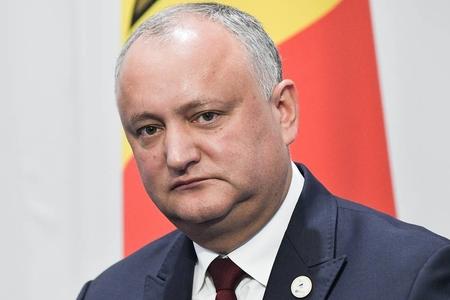 Moldovada Prezidentin səlahiyyətləri donduruldu-RƏSMI
