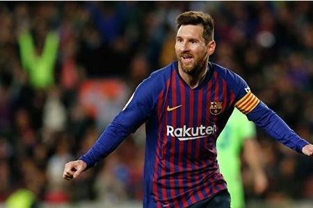 Messi İspaniya Kubokunda rekorda imza atıb