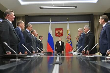 Putin Qarabağa görə Təhlükəsizlik Şurasını TOPLADI