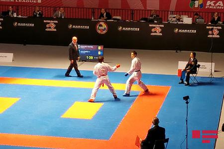 """Azərbaycan karateçiləri """"Karate 1"""" Premyer Liqa turnirinin qalibi oldu"""