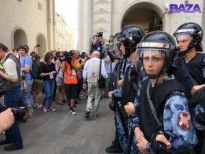 Moskvada müxalifətin etiraz aksiyası keçirilir