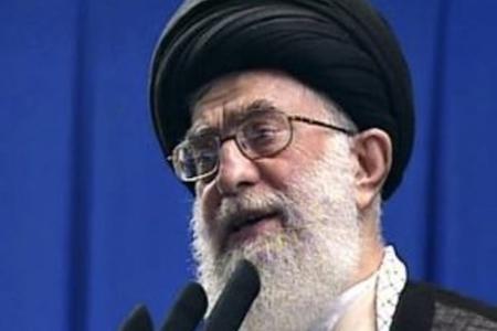 """Xamenei: """"ABŞ İranda mövcud quruluşu dəyişə bilməyəcək"""""""