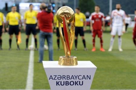 Futbol üzrə Azərbaycan Kubokunun püşkü atılacaq