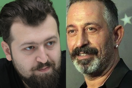 """""""Azərbaycanca danışmaq 10 manat, türkcə isə 700 manatdır"""" - Cem Yılmaz Erkinin atmacasına cavab verib"""