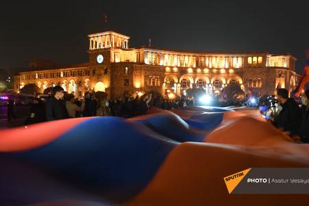 Ermənistan polisi də