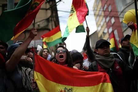 Boliviyada iğtişaşlar zamanı 7 nəfər ölüb