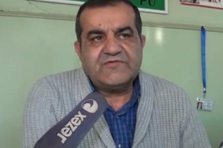 """""""Fəxrəddin Abbasov satqındır"""" -Talış əsilli ziyalılar etiraz etdi - VİDEO"""