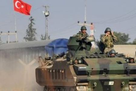 Türkiyə Ordusu Suriyanın Sarakib şəhərinə daxil oldu