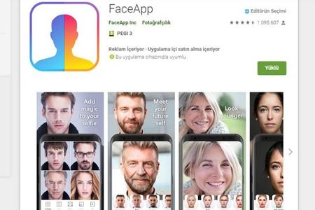 Face App: istifadəçilərin təlaşına əsas var