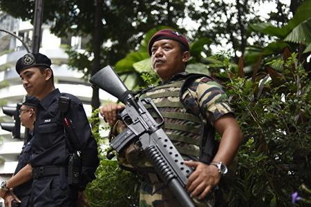 Malayziyada 13 terrorçu saxlanılıb