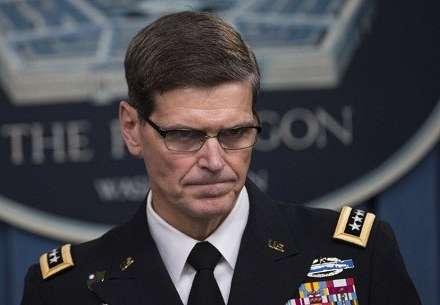 ABŞ generalı PKK-çılarla birlikdə