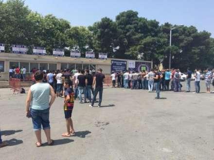 ''Qarabağ''ın oyununa nə qədər bilet satılıb?