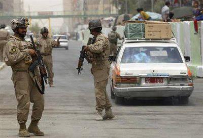 İraqda beş İŞİD terrorçusu zərərsizləşdirilib