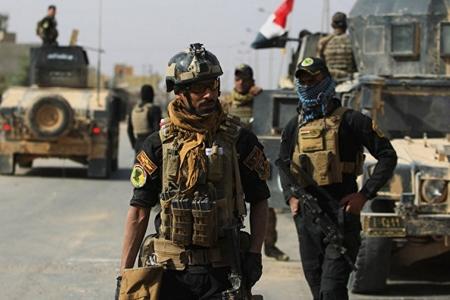 İraqın şimalında İŞİD qruplaşmasının 14 üzvü öldürülüb