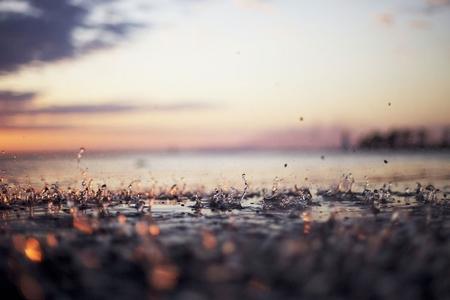 Sabah Azərbaycanda yağış yağacaq, şimşək çaxacaq, dolu düşəcək