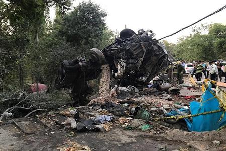 Rusiyanın İrandakı səfirliyində partlayış olub, 2 nəfər ölüb