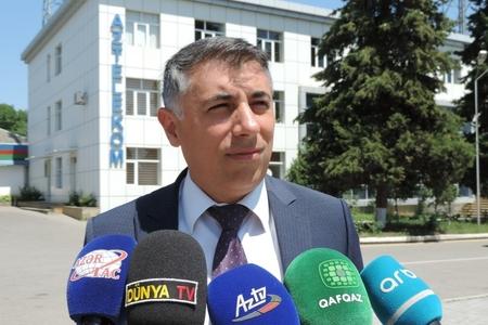"""Aztelekom""un departament direktoru avtomobil qəzasına düşüb"