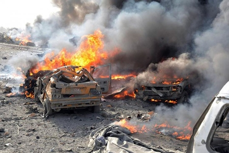 Suriyada rus əsgərləri ilə İran ordusu arasında silahlı qarşıdurma - Ölü və yaralılar var