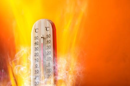 Sabah havanın temperaturu 40 dərəcəyə yüksələcək