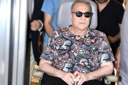 Mehmet Ali Erbil yenidən xəstəxanaya aparılıb