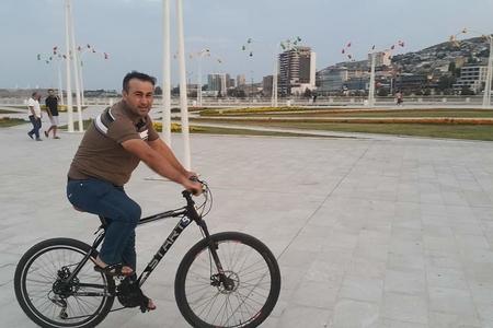 Cəlilabadda velosipeddən yıxılan müəllim xəstəxanada ölüb