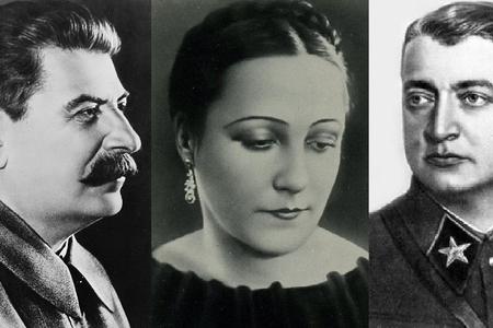 Gözəl aktrisanın güdazına gedən məşhur marşal