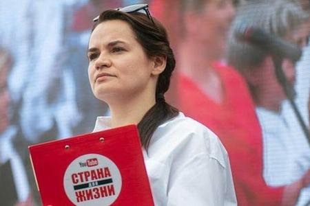 Seçkilər Lukaşenkosuz keçirilməlidir - Tixanovskaya