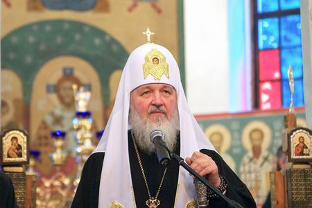 """Patriarx Kirill: """"Ənənəvi dinlərə qarşı əsl müharibə gedir"""""""